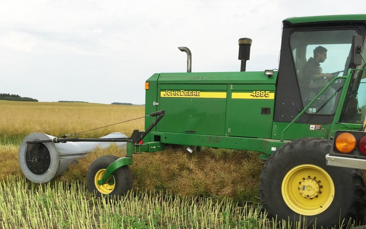 Farm Equipment For Sale In Alberta >> Direct Mount Swath Roller   Koenders   Flaman Agriculture