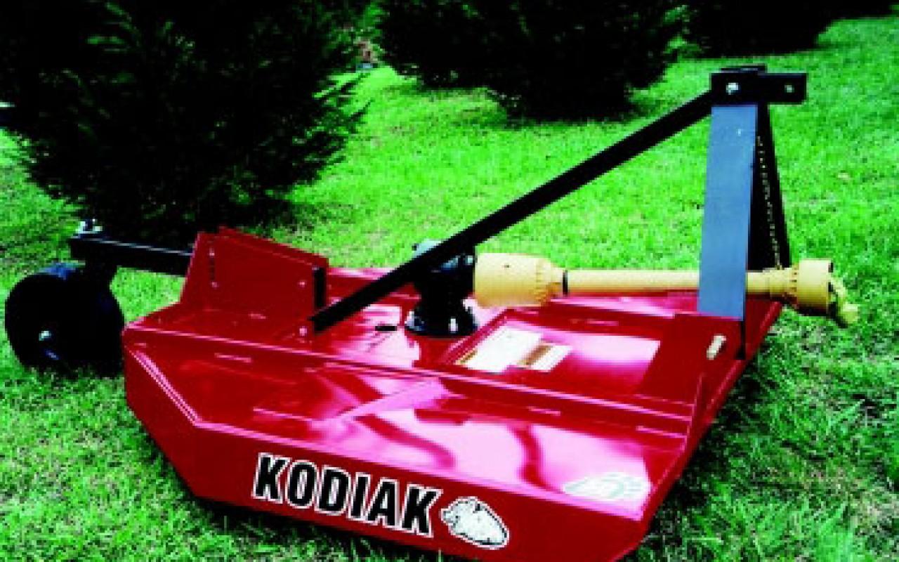 Rotary Cutters - Kodiak   Flaman Agriculture