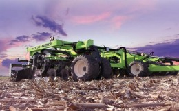 Soilstar VTX Variable Tillage