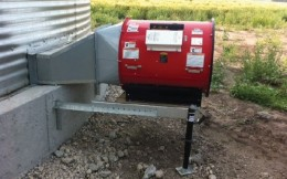 Aeration Fan Stands