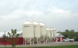 Feed Bins | Flaman Agriculture