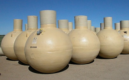 Fiberglass Septic Tanks