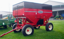 400 & 600 Grain Wagons