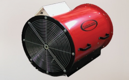 Inline Centrifugal Aeration Fan