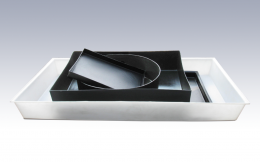 Spill Trays or Spill Basins