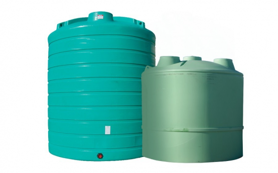 Fertilizer Upright Tanks