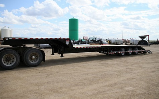 Semi Sprayer Trailer