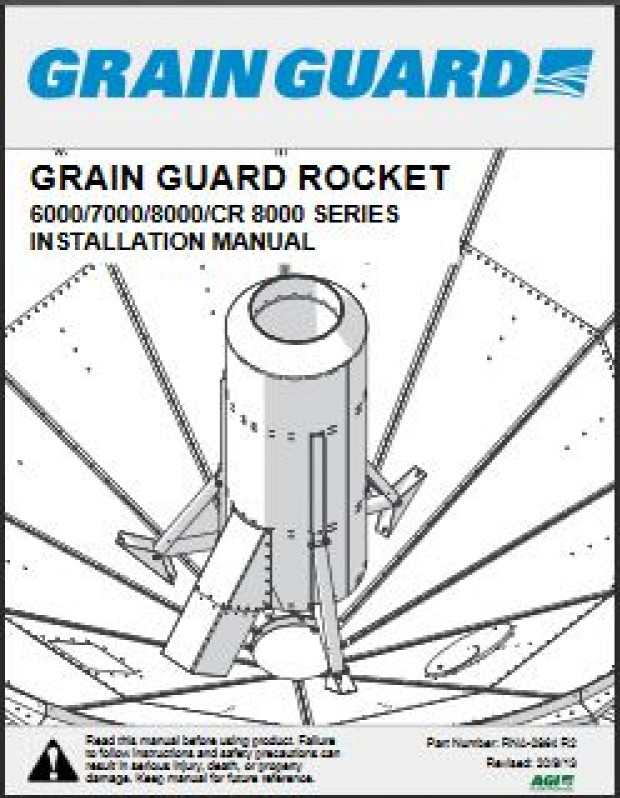 Grain Bin Aeration | Rocket Aeration | Edwards Next Gen | Flaman